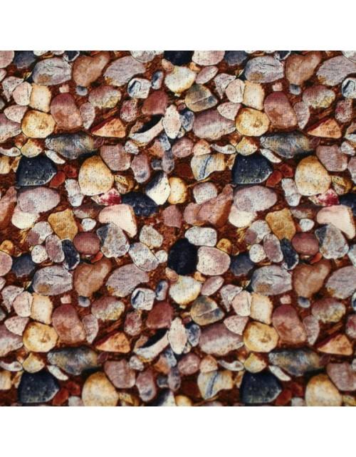 Naturaleza piedras medianas