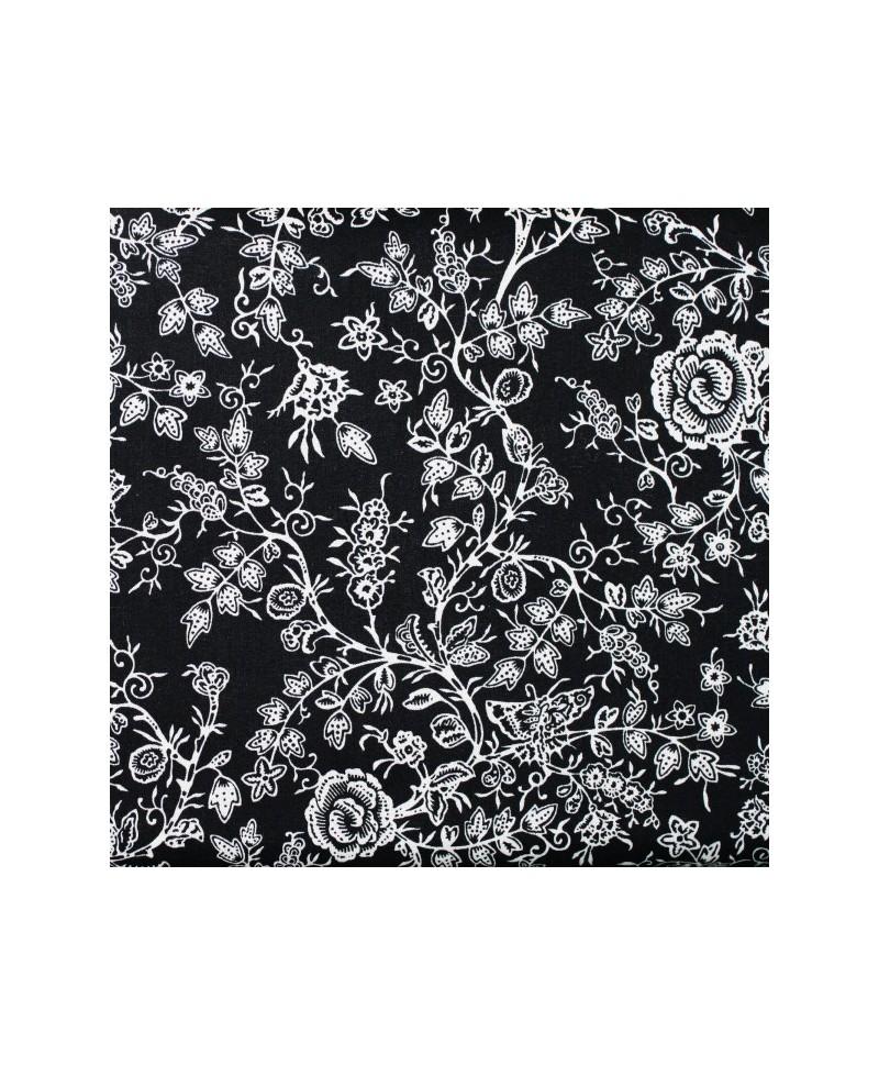 Blanco y negro jardín botánico