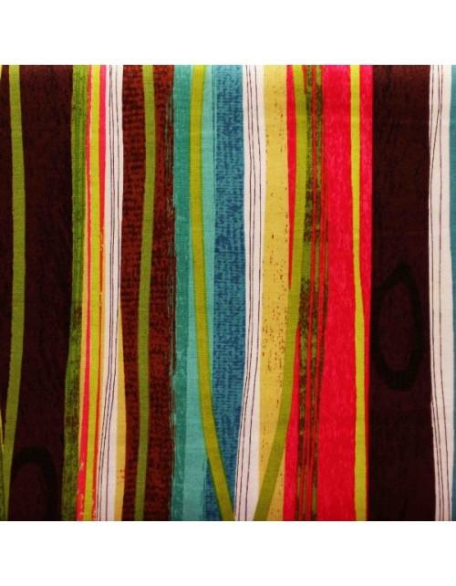 Rayas y franjas de colores