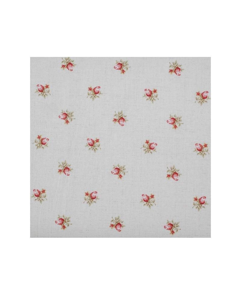 Flores rosas uniformes