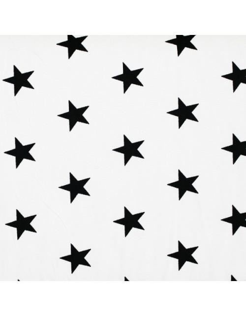 Blanco y negro estrellas