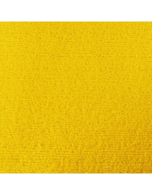 Goma eva, toalla amarilla
