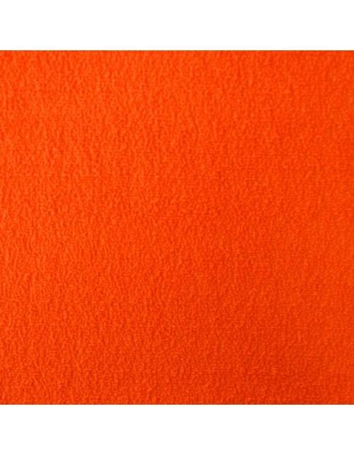 Goma eva, toalla naranja