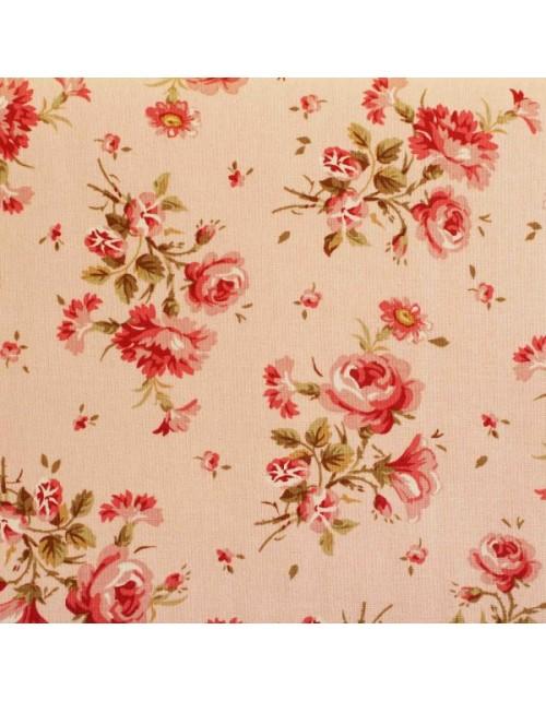 Flores rosas y claveles
