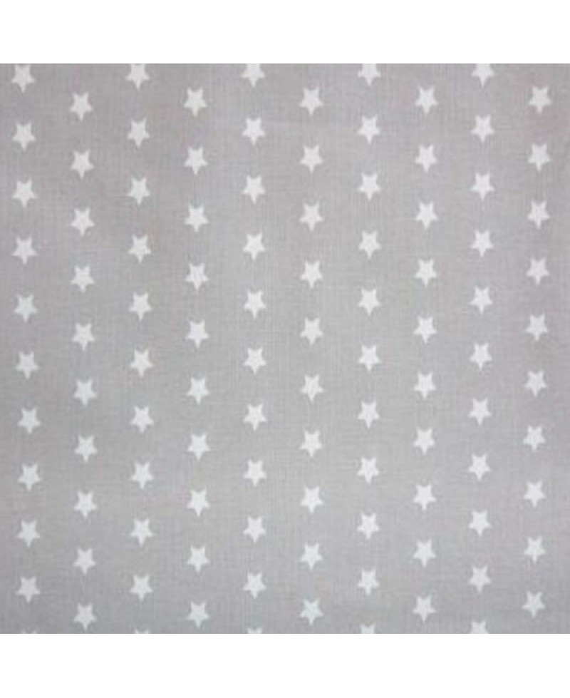 Estrellas 5p gris fondo blanco