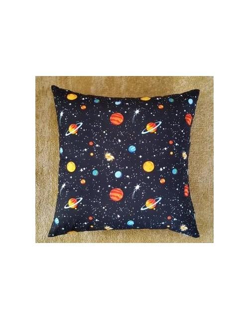 Cojín planetas y estrellas