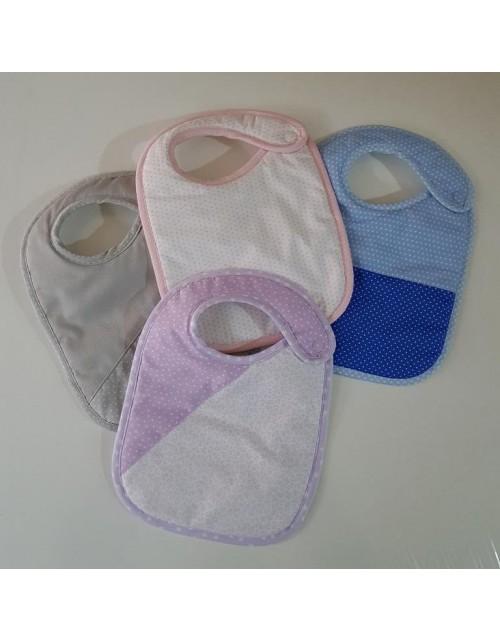 Baberos bebe impermeabilizados